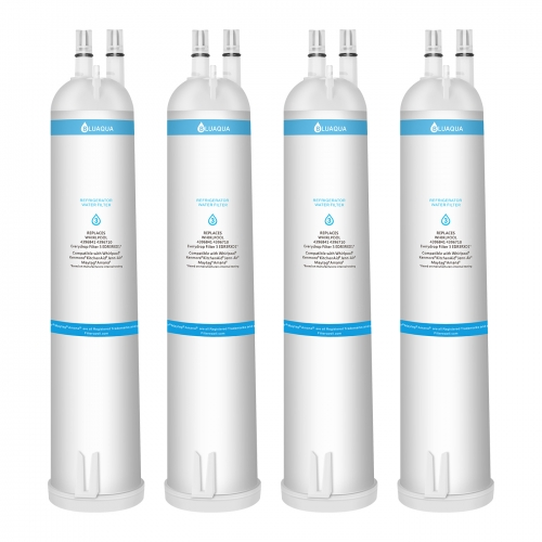 Refrigerator Water Filters Replacement For Whirlpool Water Filter, 4396841 4396710, Filter 3, EDR3RXD1, Kenmore 46-9083